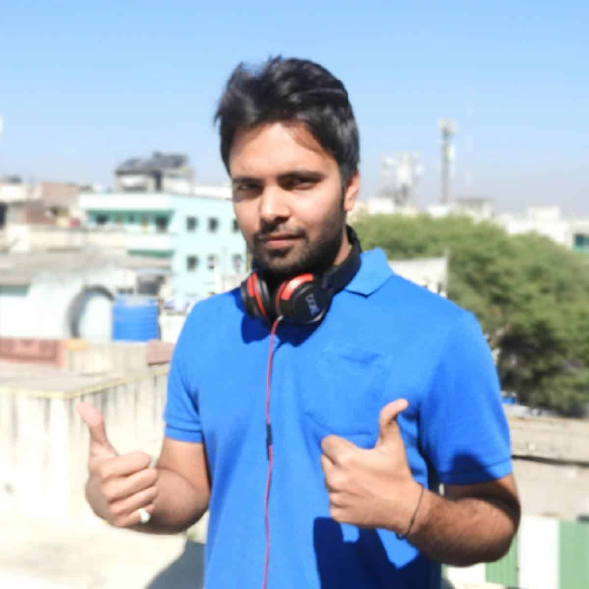 Amit Mishra blogger, youtube tryootech