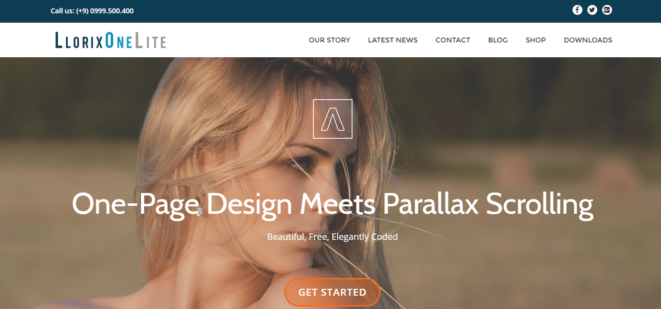 llorixonelite wordpress theme