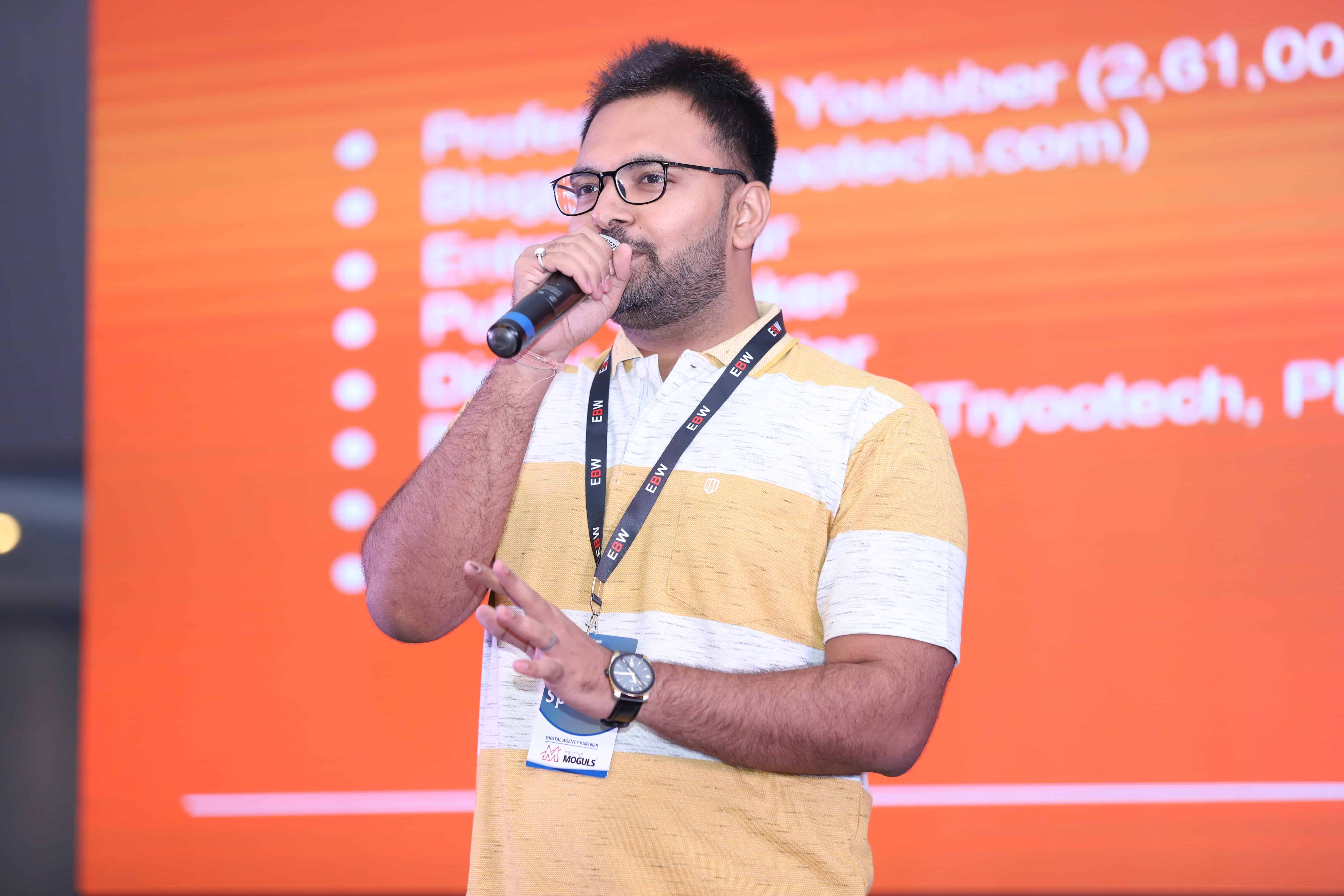 Amit Mishra blogger Youtuber tryootech