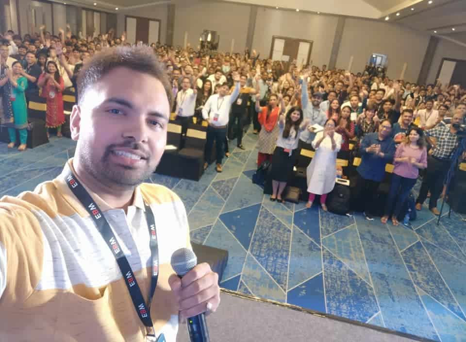 Amit Mishra blogger youtuber tryootech speaker