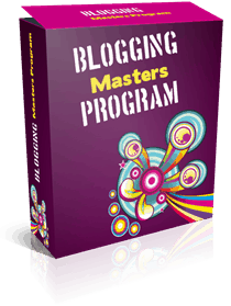 blogging masters program