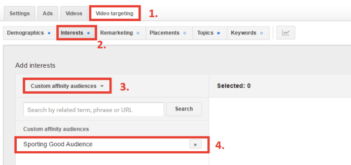 optimize youtube videos for Ads.