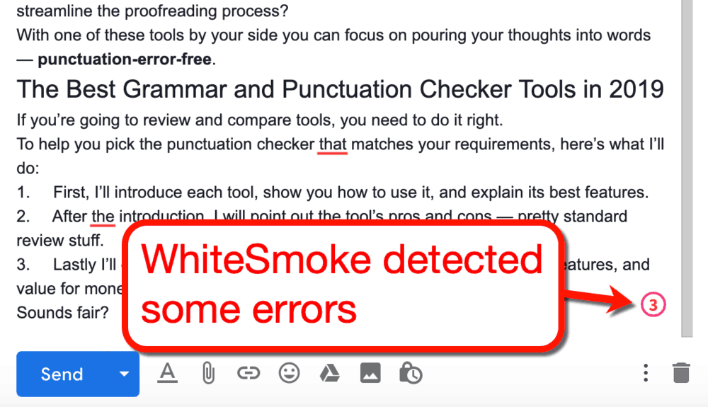 whitesmoke punctuation checker